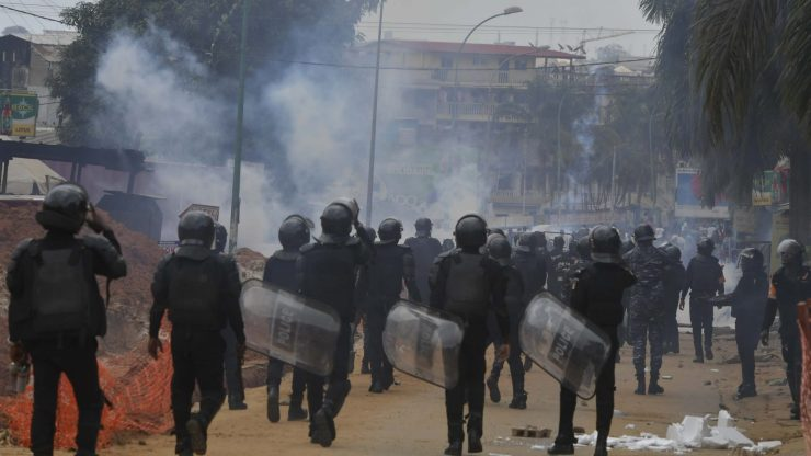 At least two killed in Ivory Coast election clashes: security source