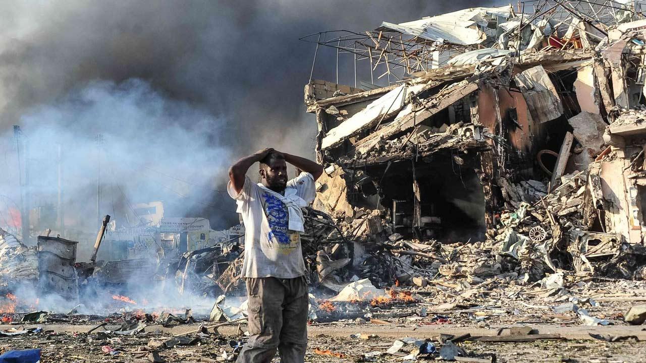 15 soldiers die in suicide bombing in Somalia