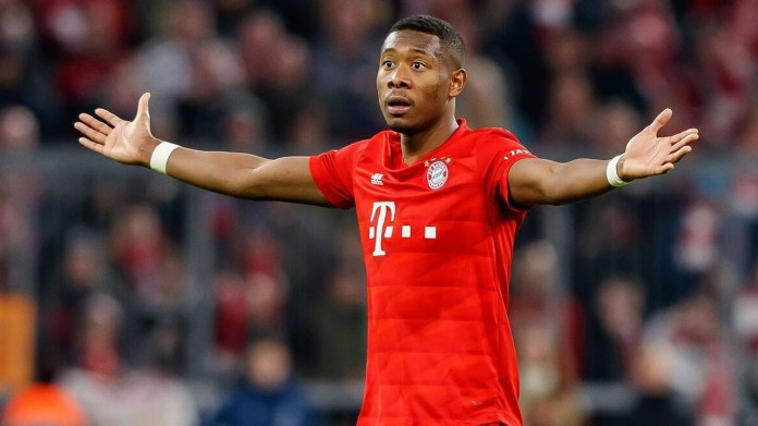 Bayern 'expect' to lose Alaba, but 'no decision yet' on Madrid move   The  Guardian Nigeria News - Nigeria and World NewsSport — The Guardian Nigeria  News – Nigeria and World News