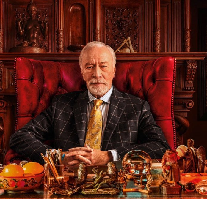 Christopher Plummer in Knives Out Twitter Total Film