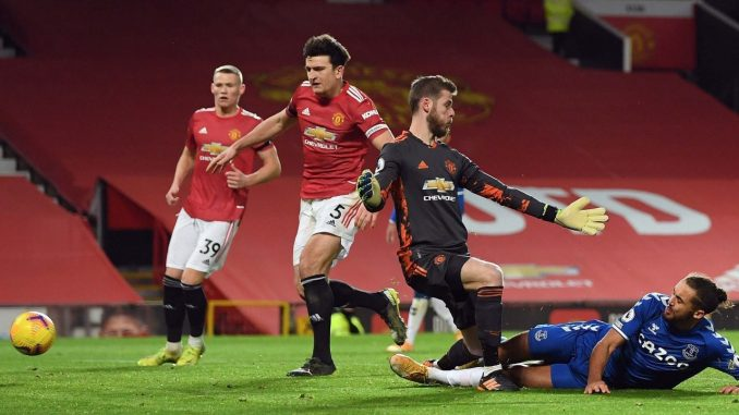 Manchester United are not title rivals, Solskjaer said after the Everton draw