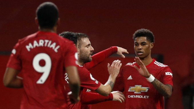 Manchester recovers, beats Newcastle in Premier League