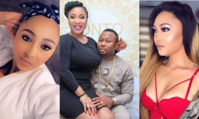 Image result for olakunle churchill new wife
