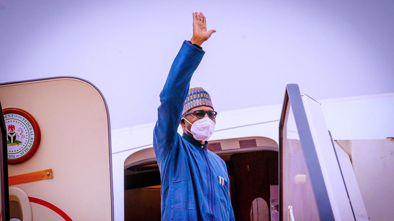 Buhari departs for Paris on Sunday