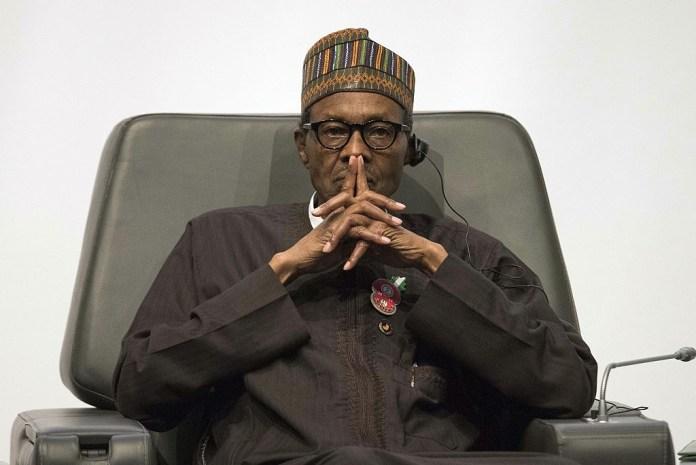 Buhari at conference