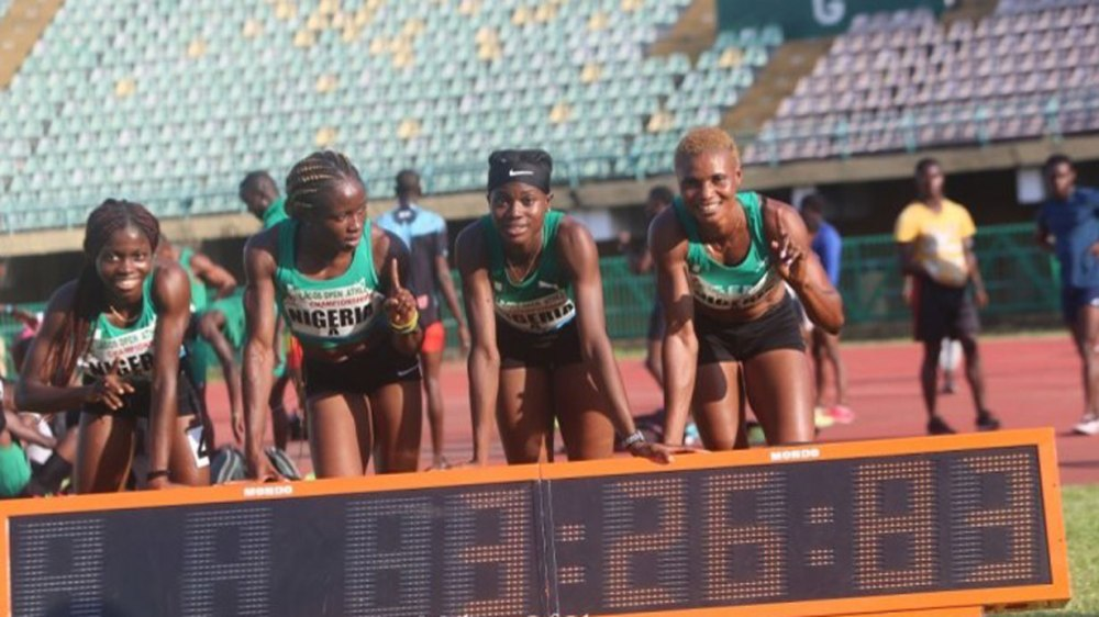 Last chance for Nigerian men's relay teams | The Guardian Nigeria News -  Nigeria and World News — Sport — The Guardian Nigeria News – Nigeria and  World News