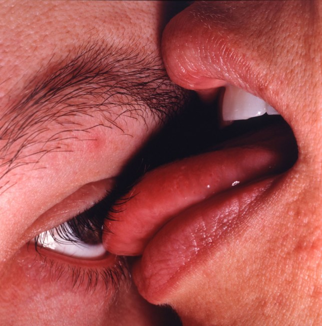 Eyeball licking is a dangerous fetish that is gaining popularity in Japan.