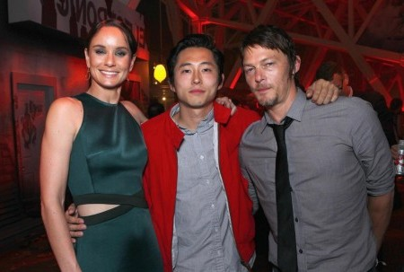 The Walking Dead Talk Smarter Zombies at Comic Con