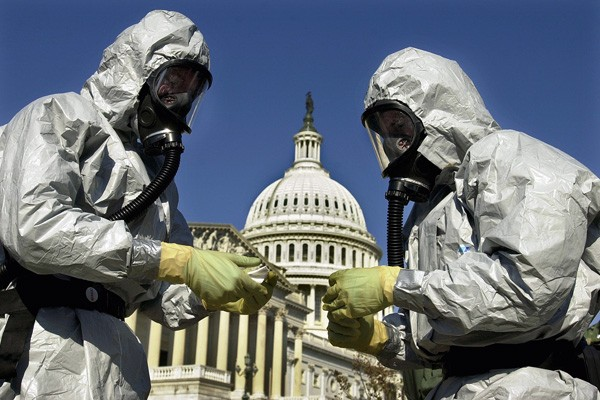 Bioterrorism Attacks, Are You Ready for World War B?