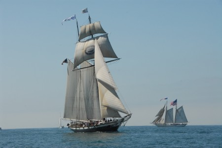Tall Ships Festival to Dock in San Diego