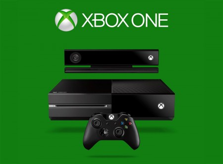 Xbox One Futuristic Console Puts Big Brother in Your Home