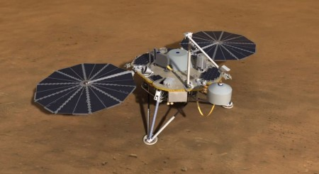 InSight Spacecraft Design