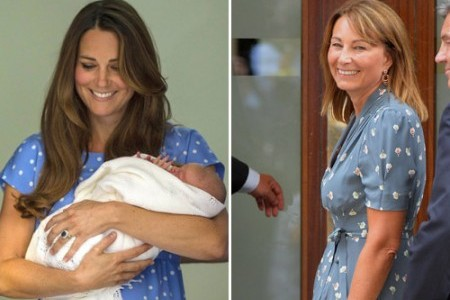Kate Middleton: Is Mom the New JR?