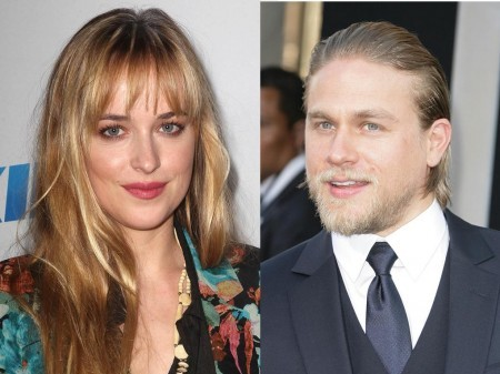 Charlie Hunnam May be Joined by Dakota Johnson as Filmmakers Scramble