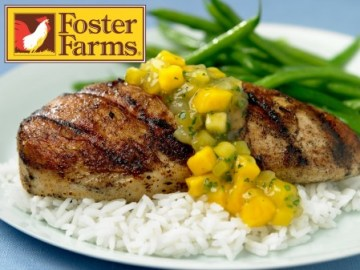 Foster Farms failed to recall chicken products