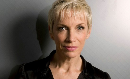 Miley Cyrus? Move over Sinead O'Connor, Here Comes Annie Lennox