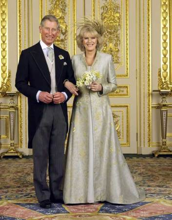 Wedding of Prince Charles and Camilla Parker-Bowles