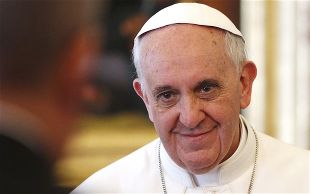 Pope Francis to Modernize the Vatican?
