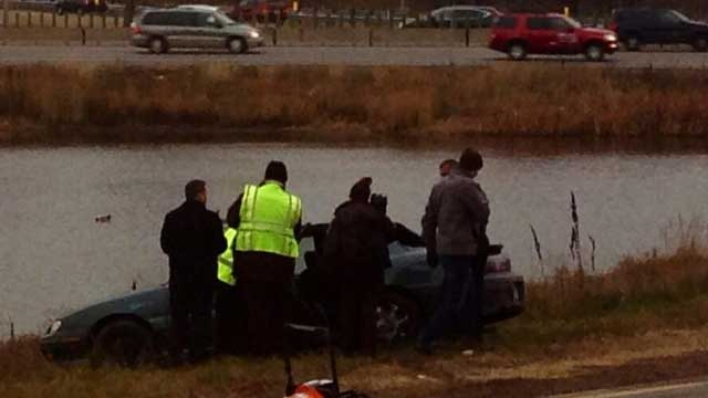 Minnesota Mother of Five Plunges Car Into Icy Pond