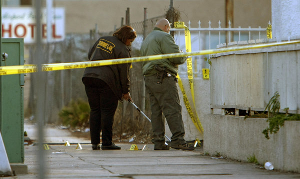 Hostage Crisis in Inglewood Leaves Officer Shot in the Chest