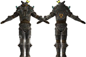 MK I armor from Fallout 3