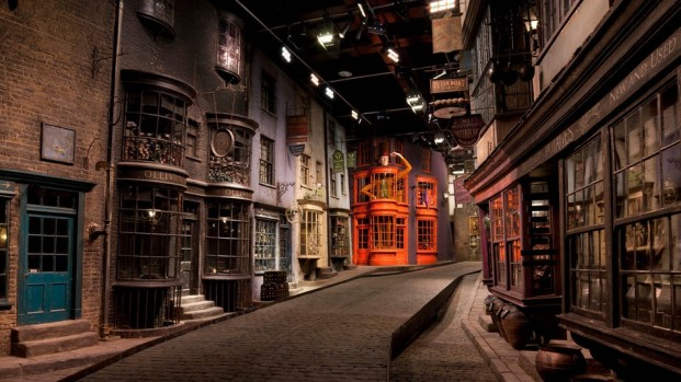 Harry Potter World Adds Diagon Alley
