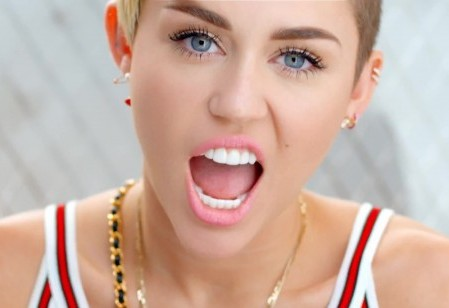 Miley Cyrus Disses Beyonce...Not