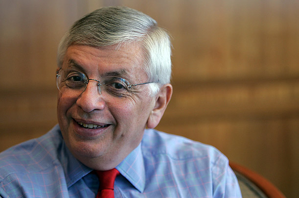 David Stern Brought Basketball to the World