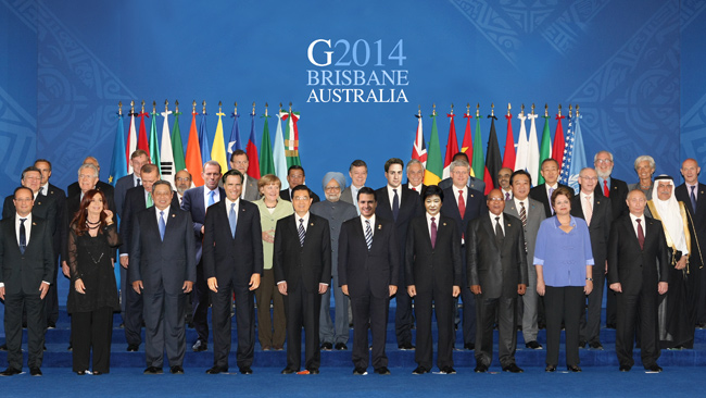 G20 Leaders Agree to Boost Global Economy