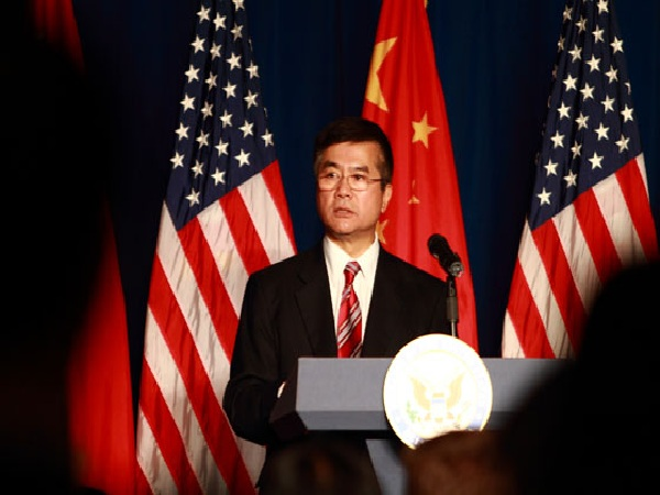 China Reminded About Human Rights by Outgoing US Ambassador