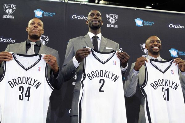 Race for the NBA Atlantic Division
