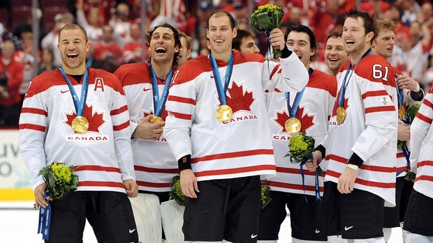 Ice Hockey Crowns Canadian Champions at the Winter Olympics