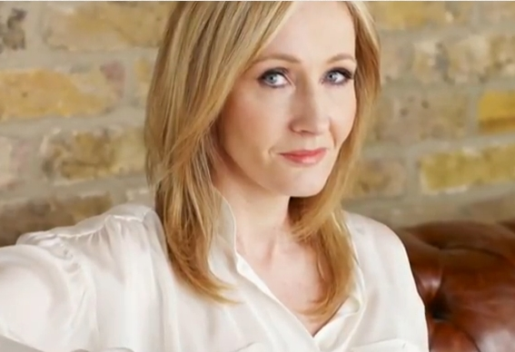 J.k. Rowling and her Regret