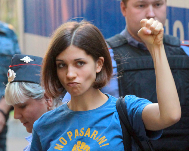 Pussy Riot Band Members Detained in Sochi