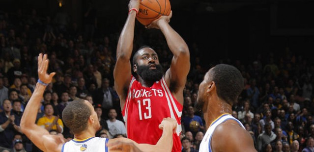 Houston Rockets Ready to Blast Into Playoffs