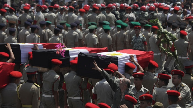 Cairo: Deadly Attack on Soldiers