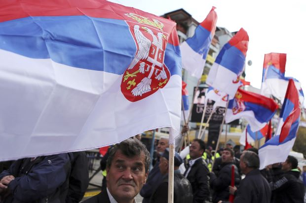 Serbia Polls as Center Right Favorites