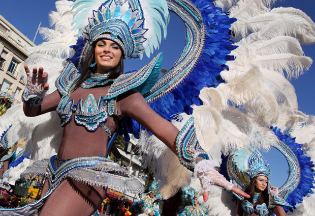 Mardi Gras Celebrations Around the World