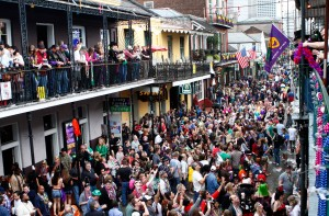 Mardi Gras and New Orleans
