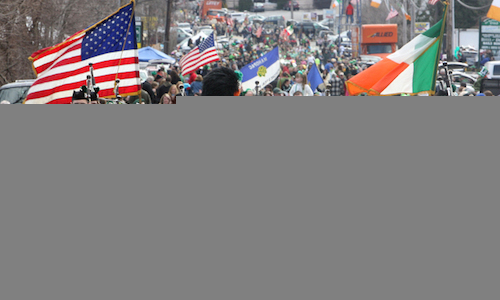 Gay Organization Finally Gains Right to March in St. Patrick's Day Parade