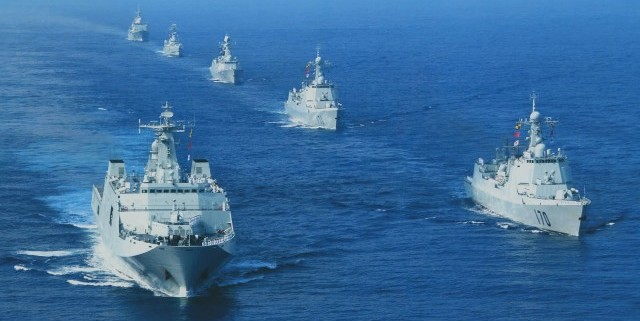 China and Russia to Hold Joint Naval Exercises