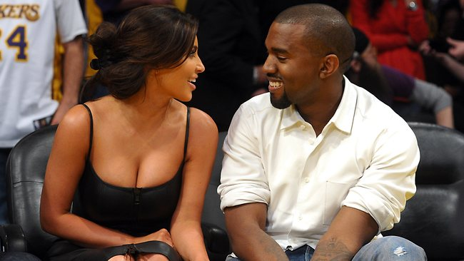 Kim Kardashian and Kanye West Getting Married Private Nuptials