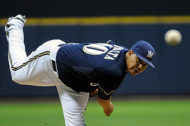 Milwaukee Brewers Pitching Staff Is the Key to Success