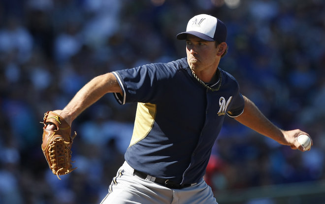 Brewers Beat: Extra Innings Pay Off