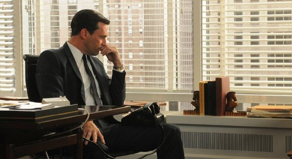Foreboding Clues in 'Mad Men' Point to Don Draper's Demise?