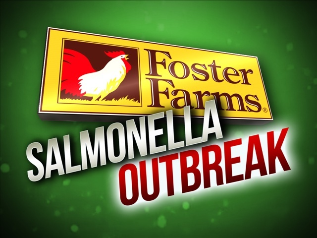 foster farms salmonella