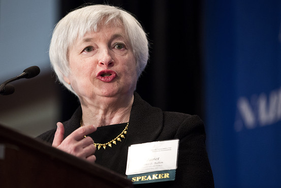 Janet Yellen Delivered Housing and Economy Forecast