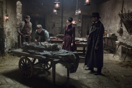 Penny Dreadful Horror in Victorian London Showtime Style