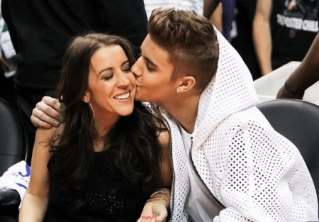 Justin Bieber Bittersweet Mother's Day Gift