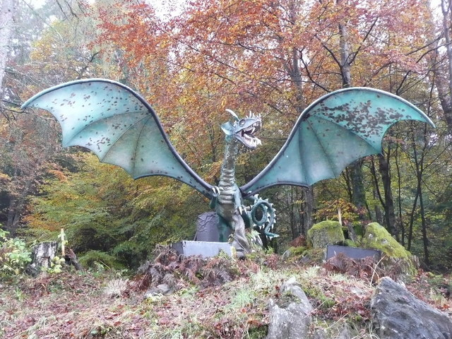Dragons Believed Real by Creationists
